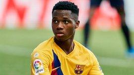 Барселона готова подписать 5-летний контракт с юным Фати