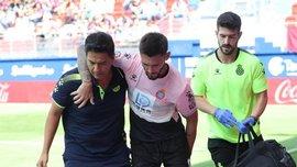 Факундо Феррейра получил повреждение и не поможет Эспаньолу в матче против команды Реброва