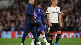Талант Челси Маунт травмировался в своем дебютном матче Лиги чемпионов