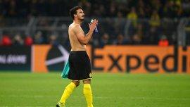 Хуммельс: Боруссия потеряла два очка в матче с Барселоной