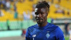 Кадири пропустил тренировку Динамо в преддверии матча Лиги Европы против Мальме