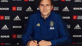 Манчестер Юнайтед продлил контракт с Линделефом
