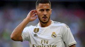 ПСЖ – Реал: Азар довів свою безгольову серію у матчах з парижанами до вражаючого показника