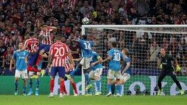 Камбек Атлетіко у відеоогляді матчу проти Ювентуса – 2:2