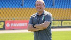 Шаран розповів, чому Олександрії не вдалося провести передматчеве тренування на стадіоні Вольфсбурга