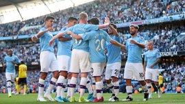 Голевая феерия в видеообзоре матча Манчестер Сити – Уотфорд – 8:0
