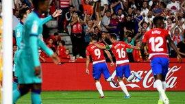Гранада – Барселона – 2:0 – видео голов и обзор матча