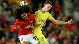 Григорчук задоволений діями гравців Астани у матчі проти Манчестер Юнайтед