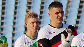 Голкіпер ОПФК Черкащина провів весь матч зі зламаною рукою