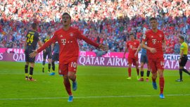 Дебютний гол Коутінью у відеоогляді матчу Баварія – Кельн – 4:0