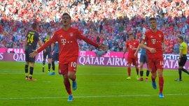 Дебютный гол Коутиньо в видеообзоре матча Бавария – Кельн – 4:0
