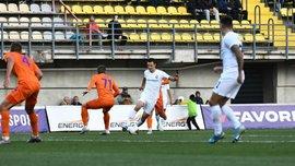 Марнотратство Зорі і парад карток у відеоогляді матчу проти Маріуполя – 0:0