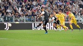 Ювентус – Верона – 2:1 – відео голів та огляд матчу
