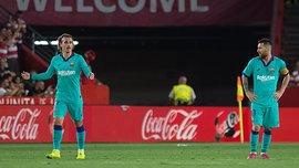 Барселона выдала худший старт в Ла Лиге за 25 лет