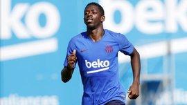 Барселона – Вильярреал: Дембеле попал в заявку на матч, Ракитич – вне списка