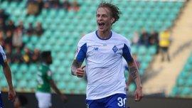 Шабанов забил премьерный гол за Динамо