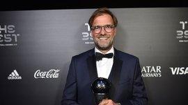 """""""Кто не любит Ливерпуль, у того нет сердца"""", – огненная речь Клоппа на церемонии FIFA The Best-2019"""