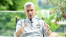 Каштру: Не хочу говорить о Лиге чемпионов, пока не сыграем с Ворсклой