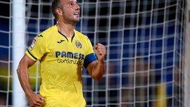 Касорла провел 300-й матч за Вильярреал и поднялся в топ-5 гвардейцев клуба