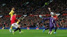 Манчестер Юнайтед – Арсенал – 1:1 – видео голов и обзор матча