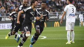 Ліга 1: ПСЖ сенсаційно програв Реймсу, Ліон втратив очки в Бресті, Сент-Етьєн знову програв, Анже в зоні Ліги чемпіонів