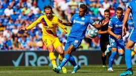 Хетафе – Барселона – 0:2 – видео голов и обзор матча