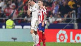 Атлетико – Реал – 0:0 – видеообзор матча
