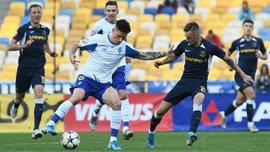 Динамо – СК Днепр-1 – 2:0 – видео голов и обзор матча