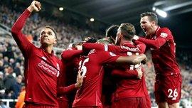 Ливерпуль в матче Кубка лиги установил новый клубный рекорд