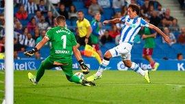 Реал Сосьедад разгромил Алавес, Сельта на последней секунде вырвала ничью с Эспаньолом: 6-й тур Примеры, матчи четверга