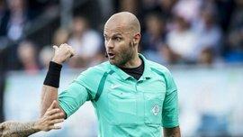 Арбітр зламав ногу, але зумів допрацювати поєдинок – мужик дня з Кубка Нідерландів
