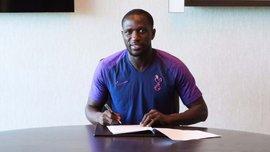 Сіссоко підписав новий контракт з Тоттенхемом