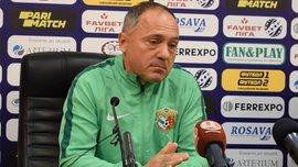 Косовський: Хочу перепросити вболівальників Ворскли за другу розгромну поразку поспіль
