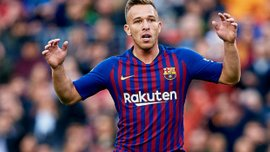 Барселона розчарована Артуром через спільний відпочинок з Неймаром
