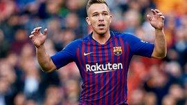 Барселона разочарована Артуром из-за совместного отдыха с Неймаром