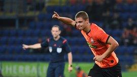 Бондар прокоментував дебютний гол за Шахтар