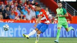 Гранада перемогла Леганес і очолила турнірну таблицю, Валенсія мінімально здолала Атлетік: 7-й тур Ла Ліги, матчі суботи