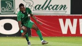 Эффектный гол ударом скорпиона в Кубке Болгарии