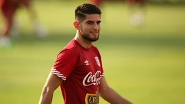 Самбрано викликаний до збірної Перу