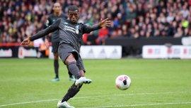 Курьезный гол Вейналдума в видеообзоре матча Шеффилд Юнайтед – Ливерпуль – 0:1