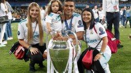 Атлетико – Реал: дом Каземиро ограбили во время матча – в помещении находились жена и дочь игрока