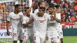 Севилья удержала победу в перестрелке с Реал Сосьедадом, Леванте сыграл вничью с Осасуной: 7-й тур Примеры, воскресенье