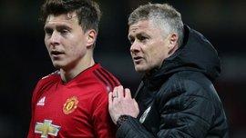 Манчестер Юнайтед отказался продавать Линделефа Барселоне