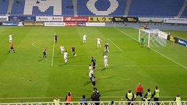 Полный разгром Олимпика в видеообзоре матча с Зарей – 0:5
