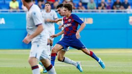 Гравець Барселони Б обіграв всю оборону та забив неймовірний гол п'ятою – ще один діамант для Вальверде
