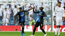 Курйозний дубль Бонавентуре в огляді матчу Реал – Брюгге – 2:2
