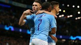 Манчестер Сити – Динамо Загреб – 2:0 – видео голов и обзор матча