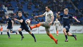 СК Днепр-1 – Шахтер – 0:2  – видео голов и обзор матча