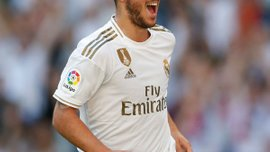 Дебютний гол Азара та шедевр Модріча у відеоогляді матчу Реал – Гранада – 4:2