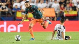 Ліга чемпіонів: Аякс впевнено розібрався із Валенсією, Челсі вирвав перемогу в Лілля